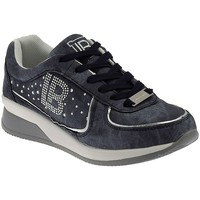 Chaussures Femme Baskets montantes Laura Biagiotti Sneakers Strass Sneakers