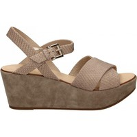 Chaussures Femme Sandales et Nu-pieds Carmens Padova MARYGOLD LIPS_1 Gris