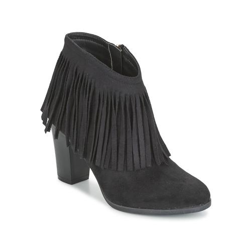 Bottines / Boots Elue par nous VOPBIL Noir 350x350