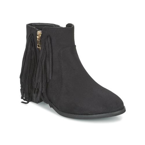 Bottines / Boots Elue par nous VOPFOIN Noir 350x350