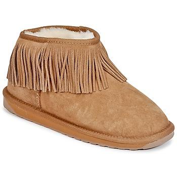 Bottines / Boots EMU WATERFALL Chatain 350x350