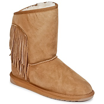 Bottines / Boots EMU WOODSTOCK Chatain 350x350