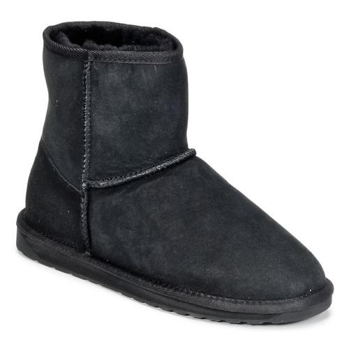 Bottines / Boots EMU STINGER MINI Noir 350x350