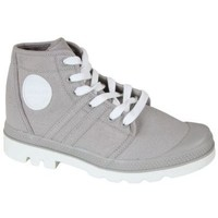 Chaussures Femme Baskets montantes Kebello Baskets 90107 gris
