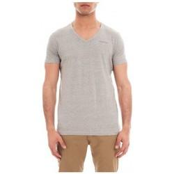Vêtements Homme T-shirts manches courtes Ritchie T-SHIRT V MOSHE Gris