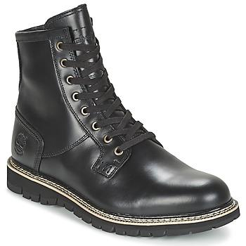 Bottines / Boots Timberland BRITTON HILL PTBOOT WP Noir 350x350