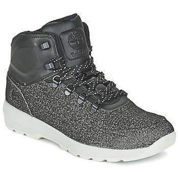 Bottines / Boots Timberland WESTFORD MID EMBOSS Noir / Gris 350x350