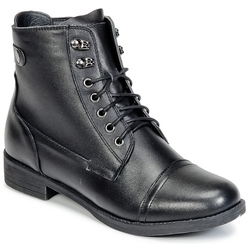 Chaussures Femme Boots Wildflower BOMBAY Noir