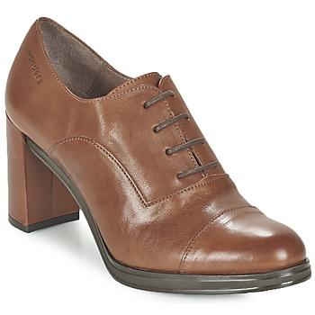 Chaussures Femme Low boots Wonders MORINADO Marron