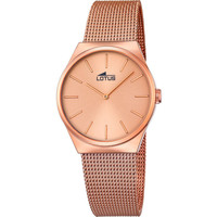 Montre Lotus Montre   l18289-2 - Montre Maille Or Rose Femme