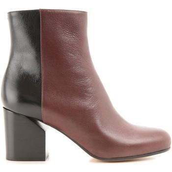Chaussures Femme Bottines Maison Margiela S38WU0284 SX9273 962 Marrone medio