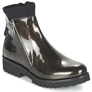 Bottines / Boots Regard REJABI Bronze verni 350x350