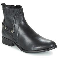Chaussures Femme Boots Regard ROSARA Noir