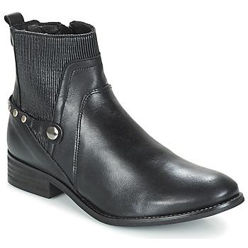 Bottines / Boots Regard ROSARA Noir 350x350