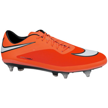 Chaussures Homme Football Nike Hypervenom Phatal SG-Pro Orange