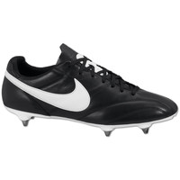 Chaussures Homme Football Nike The  Premier SG Schwarz
