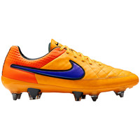Chaussures Homme Football Nike Tiempo Legend V SG-Pro Orange
