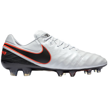 Chaussures Homme Football Nike Tiempo Legend VI FG Weiss