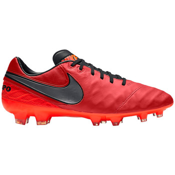 Chaussures Homme Football Nike Tiempo Legacy II FG Rot