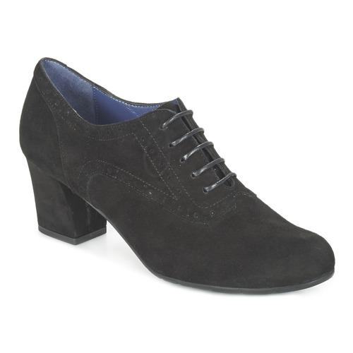 Chaussures Femme Low boots Perlato HELVINE Noir