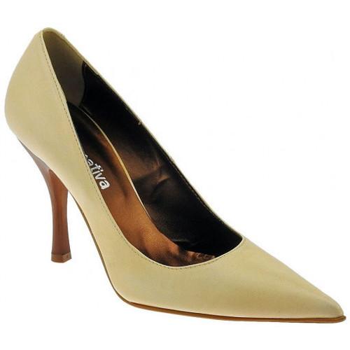 Chaussures Femme Escarpins Alternativa Decolte  Liscio Tacco 90 Escarpins