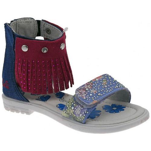 Chaussures Fille Sandales et Nu-pieds Lulu Sandalo Frangetta Intercambiabile Sandales