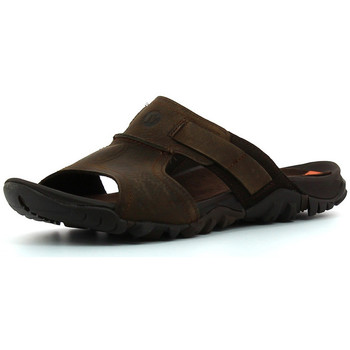 Chaussures Homme Mules Merrell Telluride Slide Clay