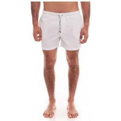 Vêtements Homme Maillots / Shorts de bain Ritchie SHORT DE BAIN GARY Blanc