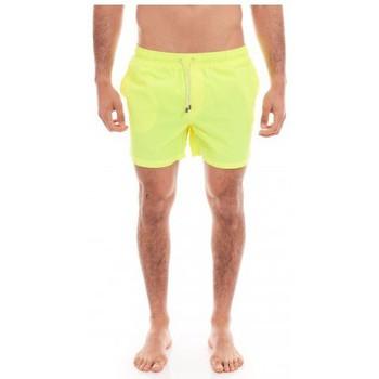 Vêtements Homme Maillots / Shorts de bain Ritchie SHORT DE BAIN GARYFLUO Jaune