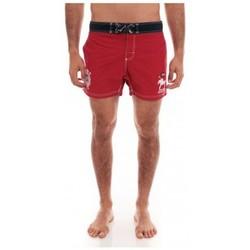 Vêtements Homme Maillots / Shorts de bain Ritchie SHORT DE BAIN GOURME Rouge