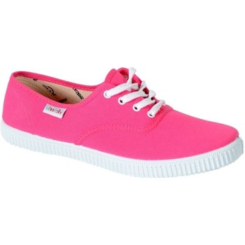Chaussures Femme Baskets basses Victoria Chaussures  106613 Rose Fuscia Rose