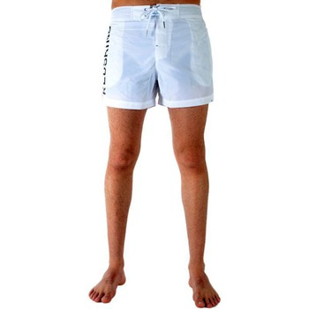 Vêtements Homme Maillots / Shorts de bain Redskins Short de Bain  RED03 Blanc Blanc