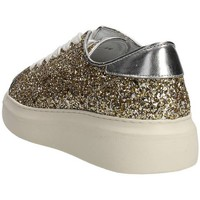 Chaussures Femme Baskets basses Docksteps DSE103262 Petite Sneakers Femme Or Or