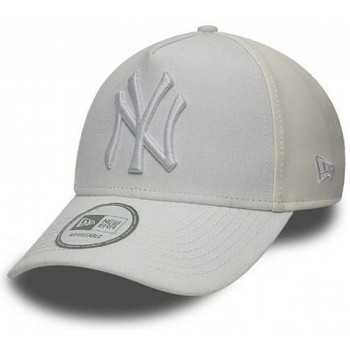 Accessoires textile Homme Casquettes New Era Casquette Trucker New Era NY Yankees PU Mid A Frame Blanc Blanc