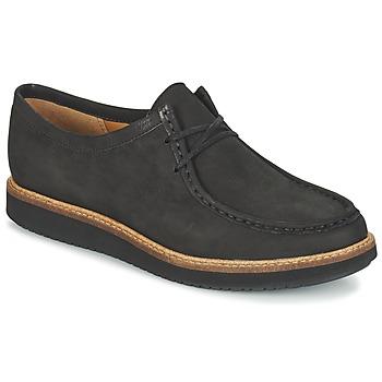 Chaussures Femme Derbies Clarks GLICK BAYVIEW Noir