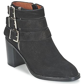 Chaussures Femme Bottines Jeffrey Campbell RAYBURN Noir