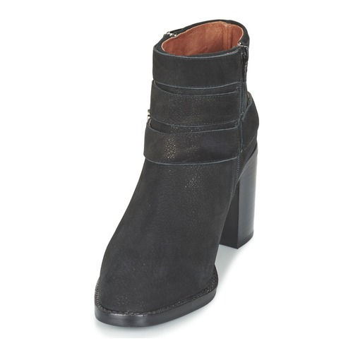 Noir Bottines Femme Rayburn Chaussures Jeffrey Campbell ZkuiTOPX