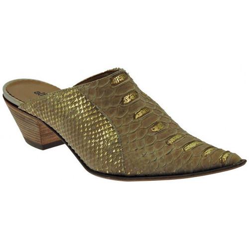 Alternativa Sabo  Texano Spampa Cocco Sabot  - Chaussures Sabots Femme