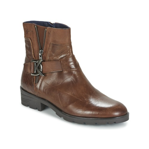 Bottines / Boots Dorking NALA Marron 350x350