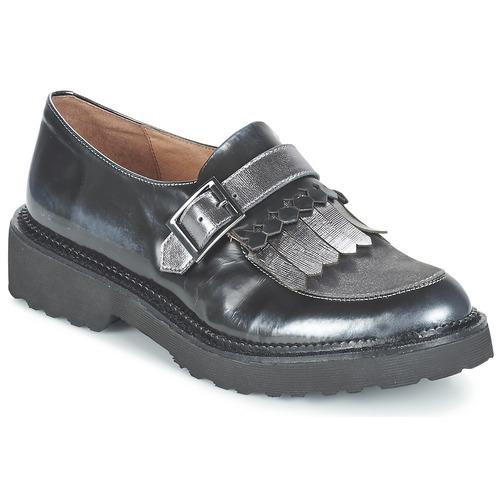 Chaussures Femme Mocassins Mam'Zelle ROSELI Etain