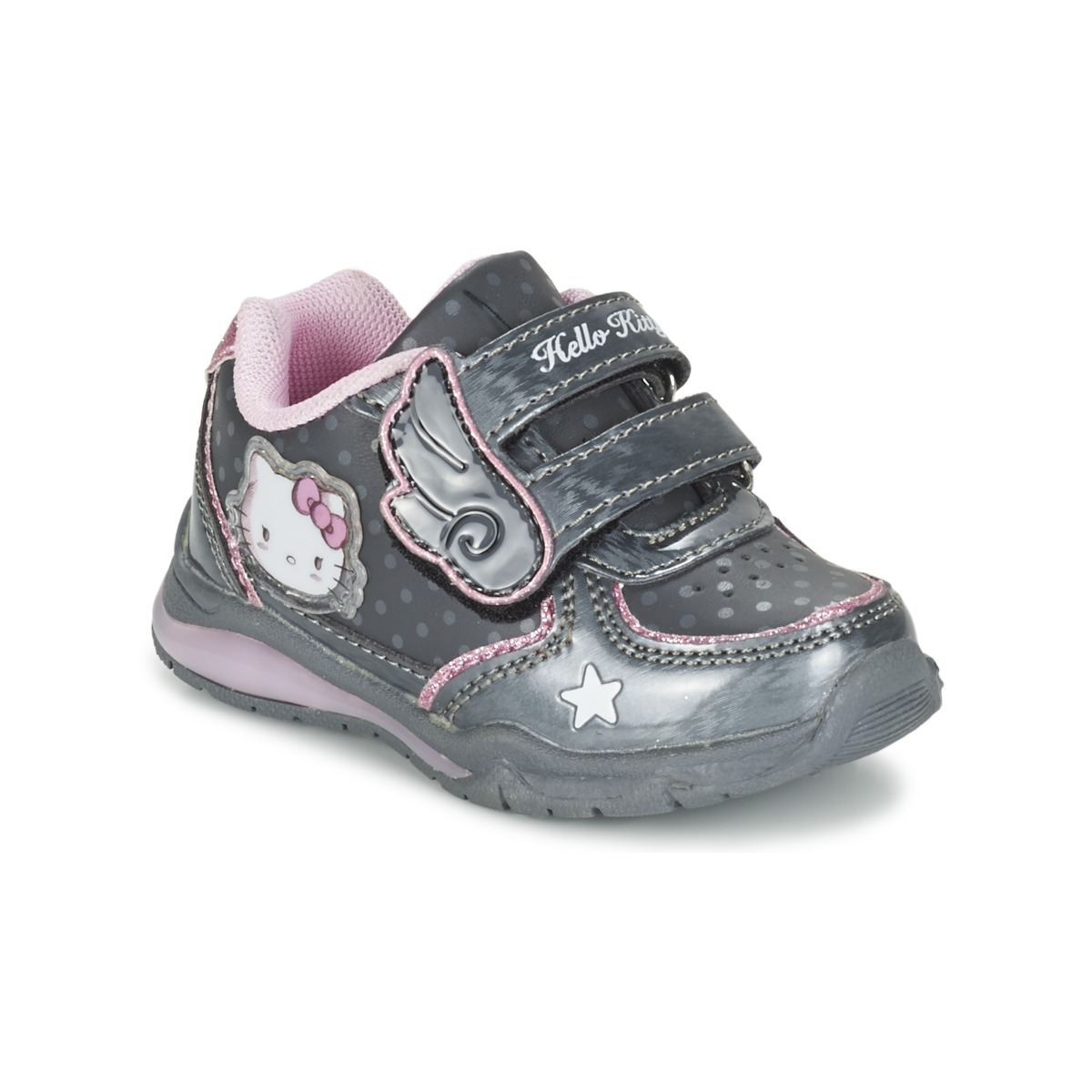 Hello Kitty FANELY LIGHT Gris