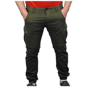 Pantalons de survêtement Jack & Jones Paul Militare Polsino Pantalons