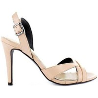 Chaussures Femme Sandales et Nu-pieds It Collection SANT GERMAIN (Ana Antic) Beige