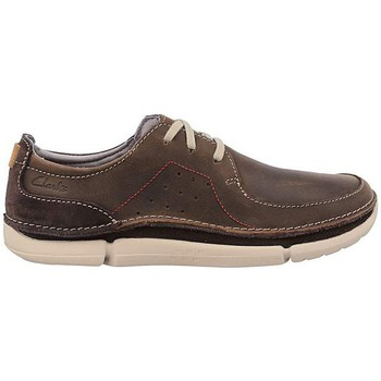 Chaussures Homme Derbies Clarks Trikeyon Fly Marron