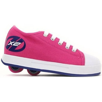 Chaussures Fille Baskets mode Heelys HLY-G2W rose