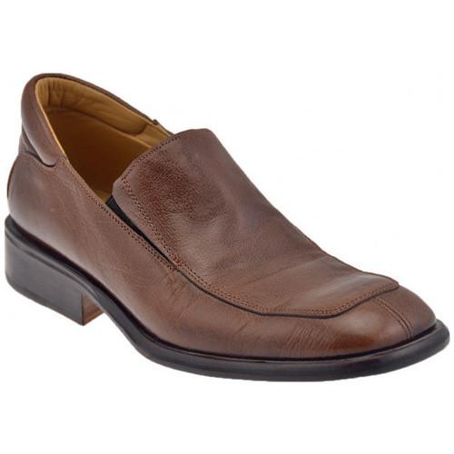 Chaussures Homme Richelieu Bocci 1926 GlissementRichelieu Marron