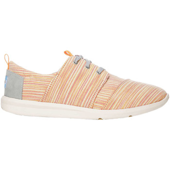 Chaussures Femme Baskets basses Toms Baskets  Delrey Orange Femme Orange
