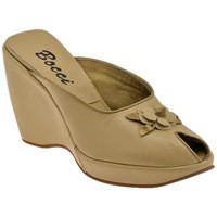 Chaussures Femme Sabots Bocci 1926 Wedge fleur sauté 90 Sabot