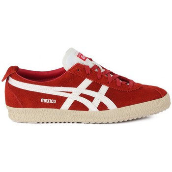 Chaussures Femme Baskets basses Asics ONITSUKA TIGER MEXICO DELEGATE Rosso