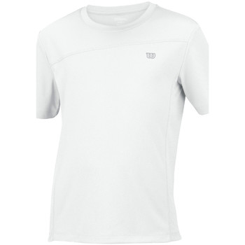 T-shirts manches courtes Wilson Rush Colorblock Crew